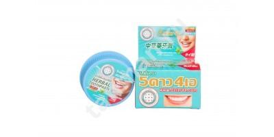 Зубная паста Твёрдая ''5star4a'' отбеливающая