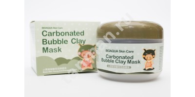 SKIN CARE Глиняно - Пузырьковая Маска для лица
