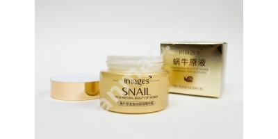 IMAGES SNAIL Cream Крем для лица с экстрактом муцина улитки