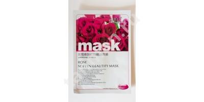 Маска - муляж для лица Роза
