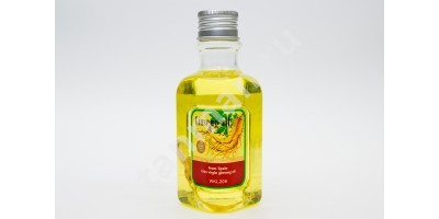 Масло для волос корень ЖЕНЬШЕНЯ  Wokali