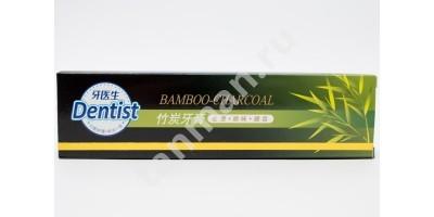 Зубная паста BAMBOO - CHARCOAL Бамбуковый Уголь
