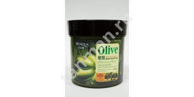 Маска для волос с маслом Оливы