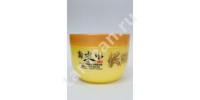 Питательная Маска для волос с рисовым молоком WASH RICE WATER