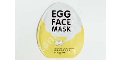 Маска - муляж для лица EGG яичная