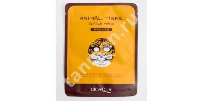 Маска - муляж для лица Увлажняющая  ANIMAL Tiger
