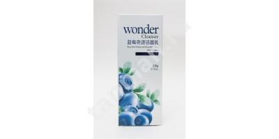 Средство для умывания с экстрактом черники  WONDER Cleanser