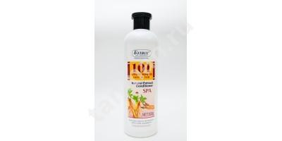 Бальзам для волос 101 для всех типов КОРЕНЬ ЖЕНЬШЕНЯ и ТИБЕТСКИЙ КОРДИЦЕПС