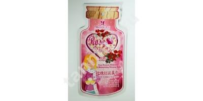 Маска - Крем для лица РОЗА Rose Roseate whitening & moisturizing Yilumei