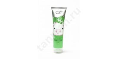 ANCHUYT  Гель - Пилинг для тела PIG YOGURT зеленый