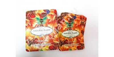 MEIZAO NATURAL PLANT Маска - муляж для лица РОМАШКА Chamomile
