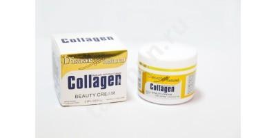 DISAAR Крем для лица Collagen  антивозрастной увлажняющий