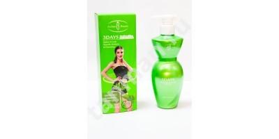 Гель для похудения 3 Days Зеленый чай (Green tea)