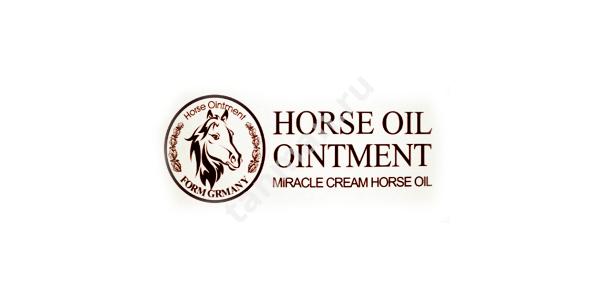 Horse Ointment (лошадиное масло)